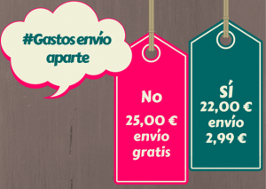 precios-que-aumentan-tus-ventas-gastos-envío-aparte